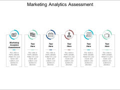Marketing Analytics Assessment Ppt PowerPoint Presentation Ideas Slide Download