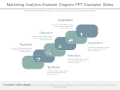 Marketing Analytics Example Diagram Ppt Examples Slides