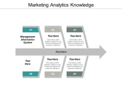 Marketing Analytics Knowledge Ppt PowerPoint Presentation Infographic Template Diagrams Cpb