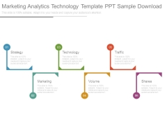 Marketing Analytics Technology Template Ppt Sample Download