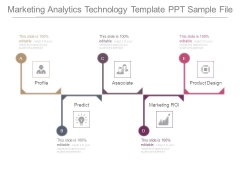 Marketing Analytics Technology Template Ppt Sample File