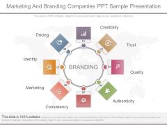 Marketing And Branding Companies Ppt Sample Presentation