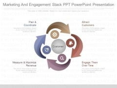 Marketing And Engagement Stack Ppt Powerpoint Presentation