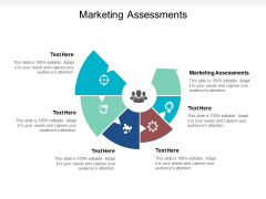 Marketing Assessments Ppt PowerPoint Presentation Outline Example Cpb