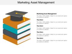 Marketing Asset Management Ppt PowerPoint Presentation Ideas Show Cpb