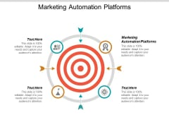 Marketing Automation Platforms Ppt PowerPoint Presentation Background Designs Cpb