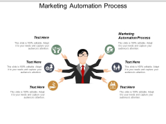 Marketing Automation Process Ppt PowerPoint Presentation Inspiration Slideshow Cpb