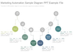 Marketing Automation Sample Diagram Ppt Example File