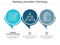 Marketing Automation Technology Ppt PowerPoint Presentation Infographic Template Backgrounds Cpb