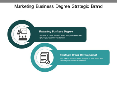 Marketing Business Degree Strategic Brand Development Money Management Ppt PowerPoint Presentation Icon Slides