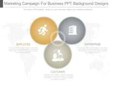 Marketing Campaign For Business Ppt Background Designs