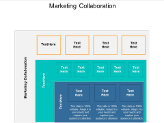 Marketing Collaboration Ppt Powerpoint Presentation Inspiration Diagrams Cpb