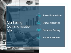 Marketing Communication Mix Ppt PowerPoint Presentation Good