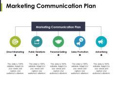 Communications Plan Template Word from www.slidegeeks.com