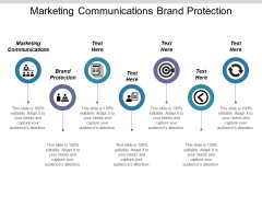 Marketing Communications Brand Protection Ppt PowerPoint Presentation Infographic Template Graphics Tutorials