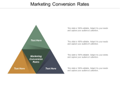 Marketing Conversion Rates Ppt PowerPoint Presentation Layouts Format Cpb