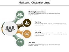 Marketing Customer Value Ppt Powerpoint Presentation Icon Skills Cpb