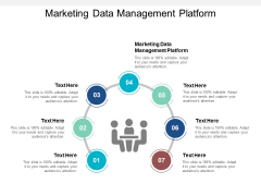 Marketing Data Management Platform Ppt PowerPoint Presentation Inspiration Templates Cpb