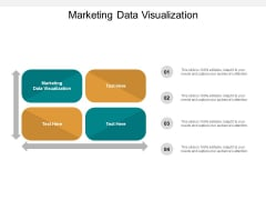 Marketing Data Visualization Ppt PowerPoint Presentation Infographics Rules Cpb