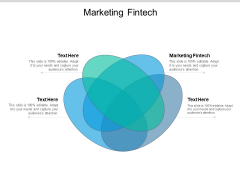 Marketing Fintech Ppt PowerPoint Presentation Icon Layouts Cpb