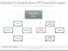 Marketing For Small Business Ppt Powerpoint Images