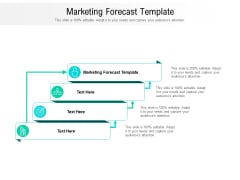 Marketing Forecast Template Ppt PowerPoint Presentation Icon Structure Cpb Pdf