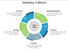 Marketing Fulfilment Ppt Powerpoint Presentation Summary Backgrounds Cpb