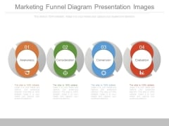 Marketing Funnel Diagram Presentation Images