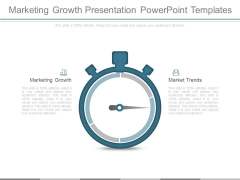 Marketing Growth Presentation Powerpoint Templates