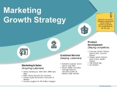 Marketing Growth Strategy Ppt PowerPoint Presentation Gallery Show