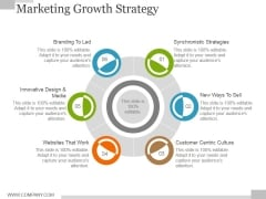 Marketing Growth Strategy Template 2 Ppt PowerPoint Presentation Introduction