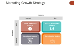Marketing Growth Strategy Template 2 Ppt PowerPoint Presentation Styles Slide Download