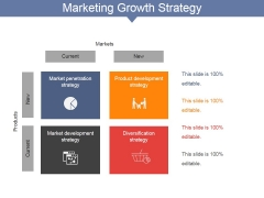 Marketing Growth Strategy Template Ppt PowerPoint Presentation Slides Vector