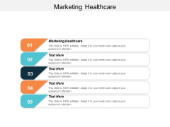 Marketing Healthcare Ppt PowerPoint Presentation Layouts Grid Cpb