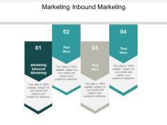 Marketing Inbound Marketing Ppt PowerPoint Presentation Gallery Slides Cpb