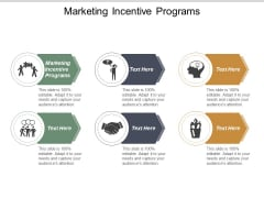 Marketing Incentive Programs Ppt PowerPoint Presentation Infographic Template Visuals Cpb
