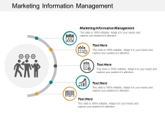 Marketing Information Management Ppt PowerPoint Presentation Layouts Template Cpb
