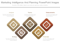 Marketing Intelligence And Planning Powerpoint Images
