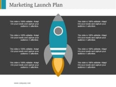 Marketing Launch Plan Ppt PowerPoint Presentation Inspiration Aids