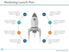 Marketing Launch Plan Ppt PowerPoint Presentation Portfolio Model