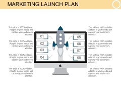 Marketing Launch Plan Ppt PowerPoint Presentation Styles