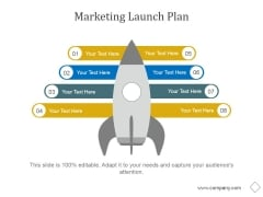Marketing Launch Plan Ppt PowerPoint Presentation Templates