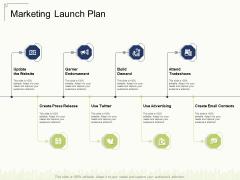 Marketing Launch Plan Ppt Slides Smartart PDF