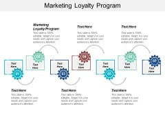 Marketing Loyalty Program Ppt Powerpoint Presentation Pictures Shapes Cpb