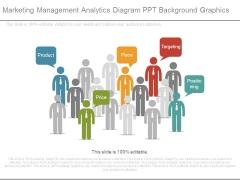 Marketing Management Analytics Diagram Ppt Background Graphics