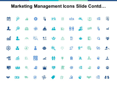 Marketing Management Icons Slide Contd Ppt PowerPoint Presentation Pictures Guidelines