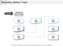 Marketing Metrics Track Ppt PowerPoint Presentation Slides Example File
