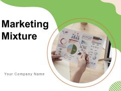 Marketing Mixture Advertising Sales Awareness Ppt PowerPoint Presentation Complete Deck