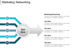 Marketing Networking Ppt PowerPoint Presentation Visual Aids Inspiration Cpb