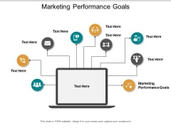 Marketing Performance Goals Ppt PowerPoint Presentation Visual Aids Outline Cpb